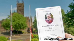 A celebration of life for Bob Jones