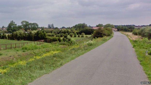 Undley Road, Lakenheath