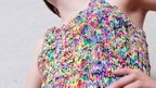 Loom band dress