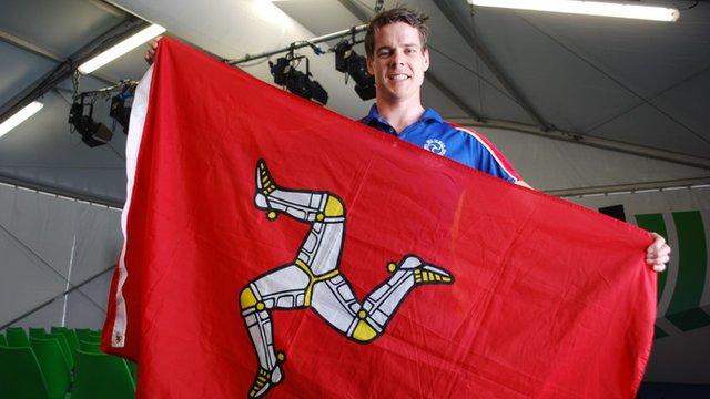 Manx Flag
