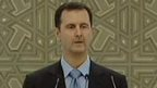 Syria President Assad begins a Third Term