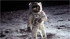 VIDEO: Who was that man on the moon?