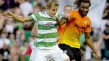 Teemu Pukki scored twice as Celtic beat Reykjavik