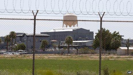 Florence prison, Arizona