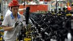 China manufacturing growth speeds up