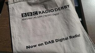 derby radio bag
