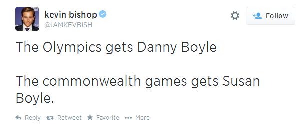 Bishop tweet