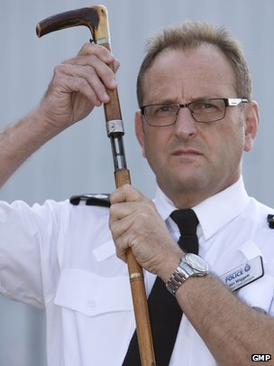Assistant Chief Constable Ian Wiggett