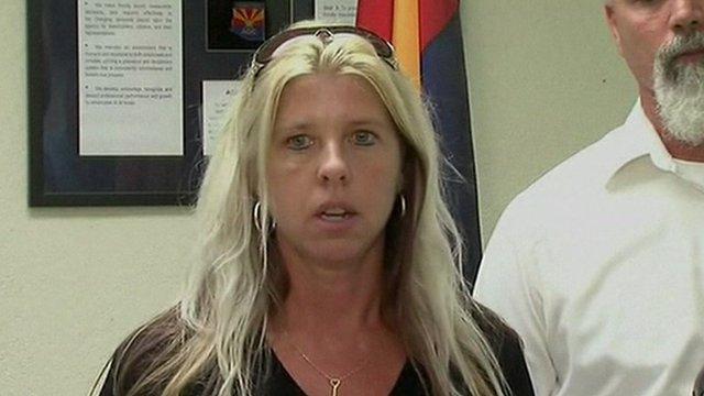 Sister of murder victim