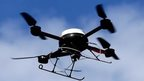 Drone finds missing 82-year-old man