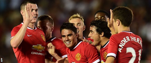 Reece James Manchester United