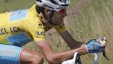 Tour de France leader Vincenzo Nibali