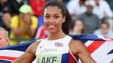 GB heptathlete Morgan Lake