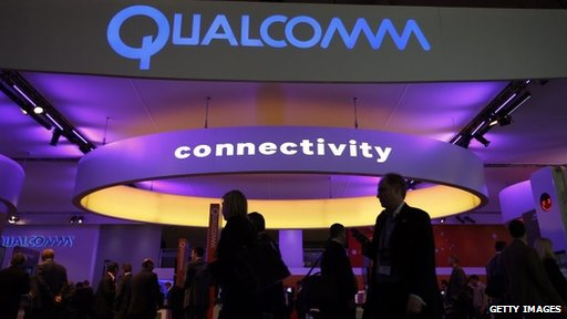 Qualcomm stand