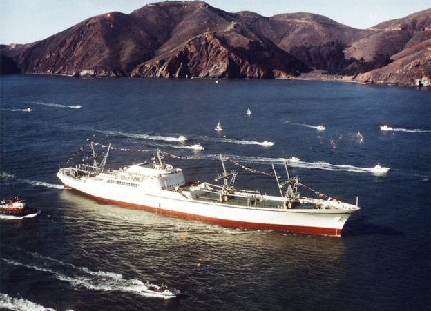 NS Savannah, 1962