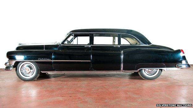 1951 Cadillac Limousine