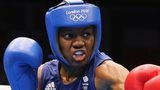 Olympic champion Nicola Adams