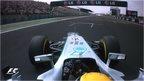 Hamilton's 2013 Hungarian pole lap