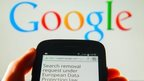 Google quizzed over deleted links