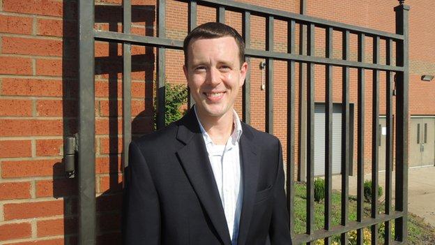 Marc Hayden
