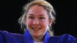 Lisa Kearney secured Northern Ireland's first medal of the Glasgow Games