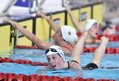 Hannah Miley wins the women's 400m individual medley final