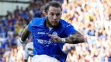 Stevie May puts St Johnstone ahead against Luzern
