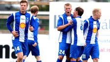 Stjarnan will play Lech Poznan in the next round of Europa League qualifying