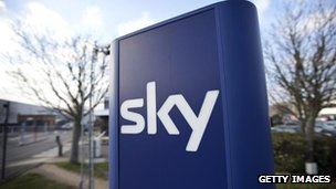 British Sky Broadcasting headquarters