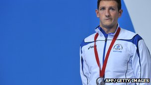 Michael Jamieson disappointed with silver at Commonwealth Games