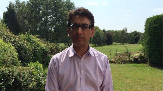 Dr Haroon Saddique