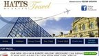 Hatts Travel website