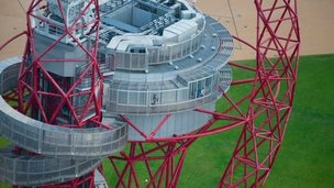 Orbit Tower, London Olympic Park