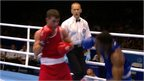Glasgow 2014: England's Scott Fitzgerald lands first boxing KO