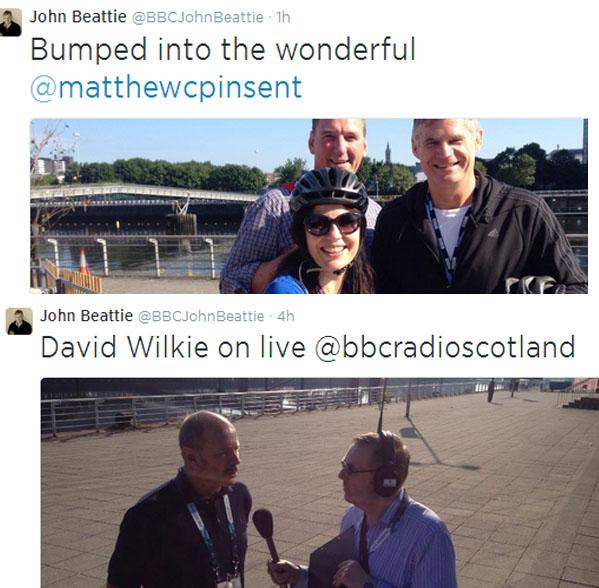 Tweets from John Beattie