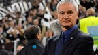 Ranieri appointed new Greece coach