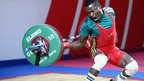 Weightlifting at Glasgow 2014 Commonwealth games