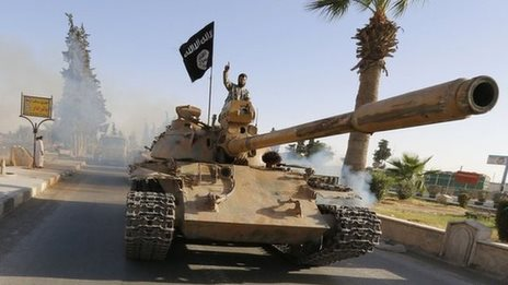 Isis 'overruns' Syrian military base