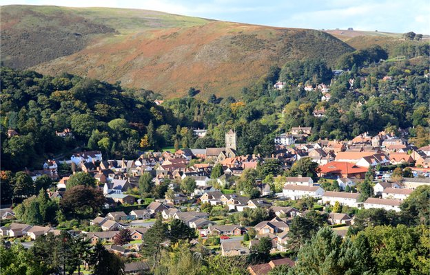 Church Stretton, Shropshire