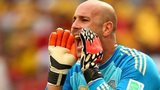 Pepe Reina of Liverpool and Spain