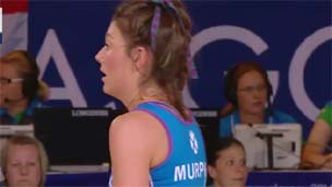 Scottish netball player