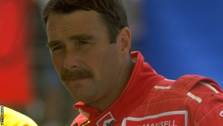 Nigel Mansell 1989