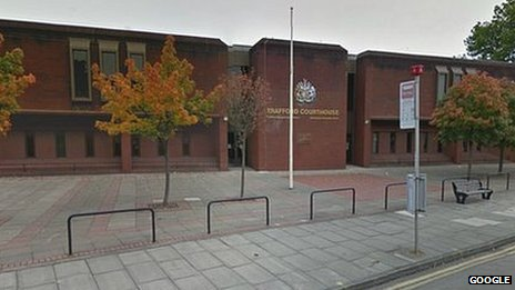 Trafford Magistrates' Court