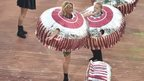 dancing tunnock's teacake