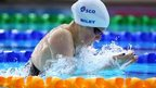 Hannah Miley of Scotland competes at the 2014 Commonwealth Games