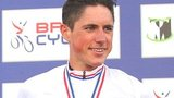 Isle of Man cyclist Peter Kennaugh