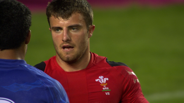 Samoa edge out Wales 19-17 in Rugby Sevens