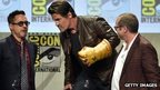 Josh Brolin at Comic Con
