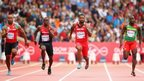 Athletes compete at Glasgow 2014