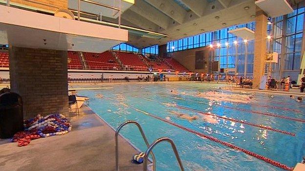 Fairfax Street sports centre